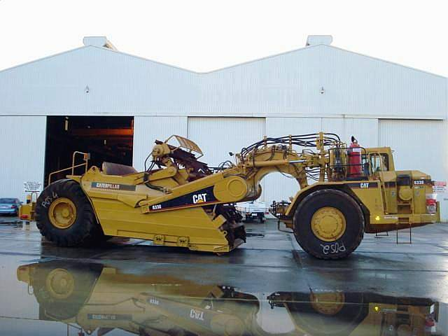 Caterpillar 633 photo - 1