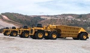 Caterpillar 776 photo - 3