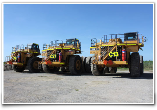 Caterpillar 789 photo - 1