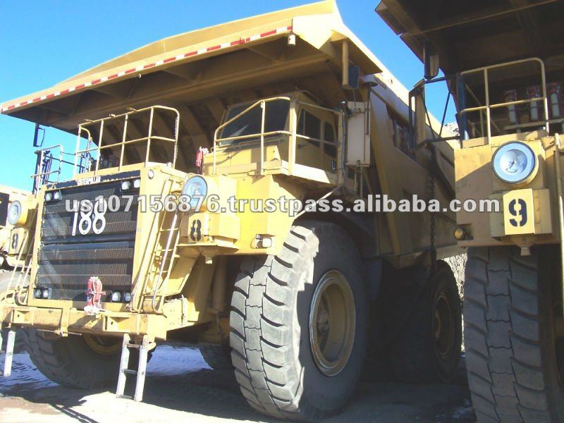 Caterpillar 789 photo - 2