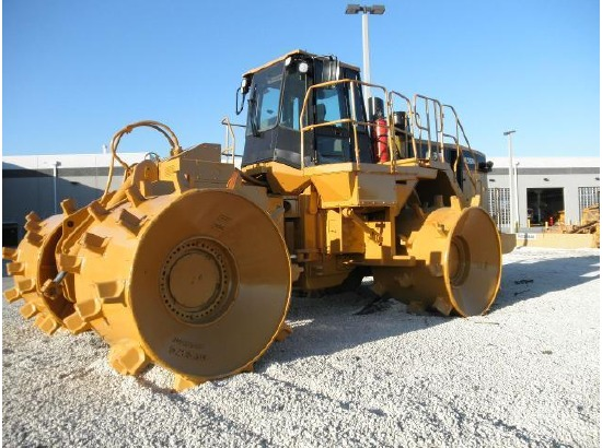 Caterpillar 836 photo - 3