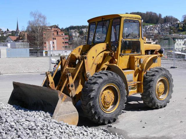 Caterpillar 922 photo - 3