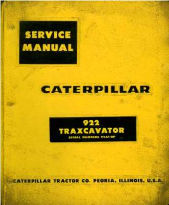 Caterpillar 922 photo - 4