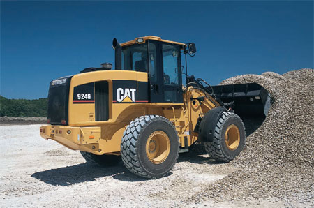 Caterpillar 924g photo - 3
