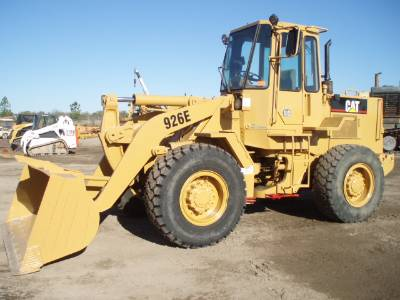 Caterpillar 926 photo - 2