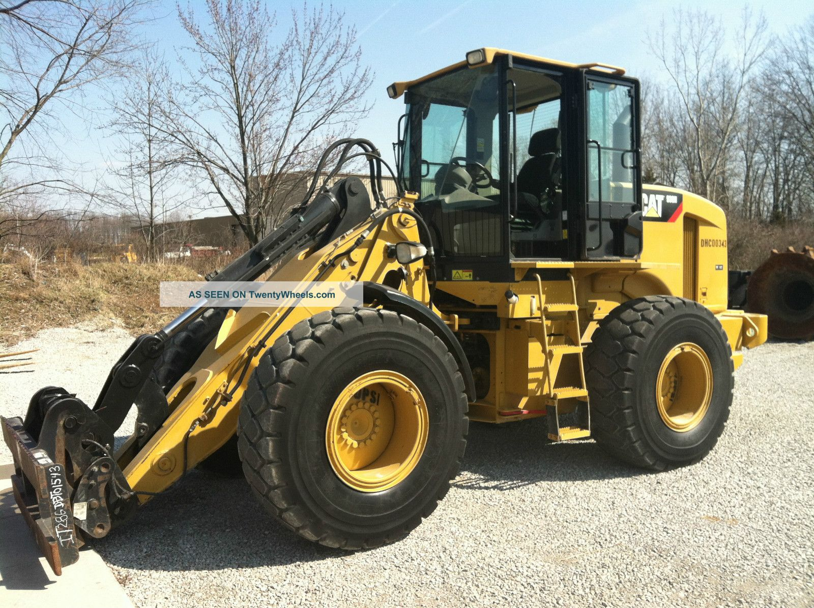 Caterpillar 930h photo - 1