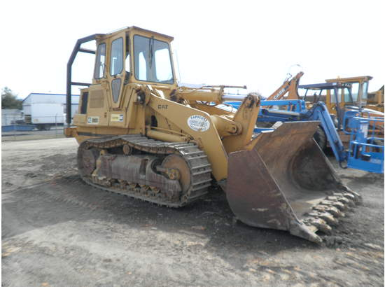Caterpillar 963 photo - 4