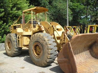 Caterpillar 966 photo - 2