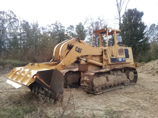 Caterpillar 973 photo - 3