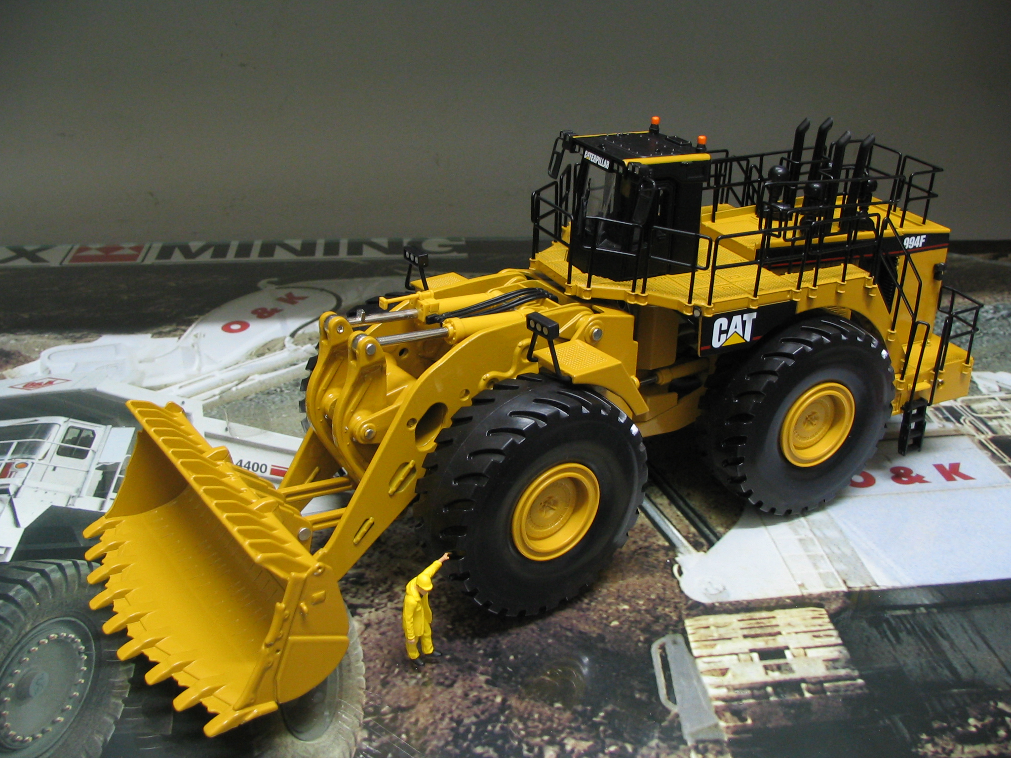 Caterpillar 980g photo - 1