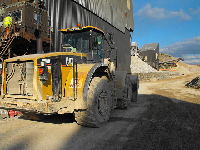 Caterpillar 980g photo - 2