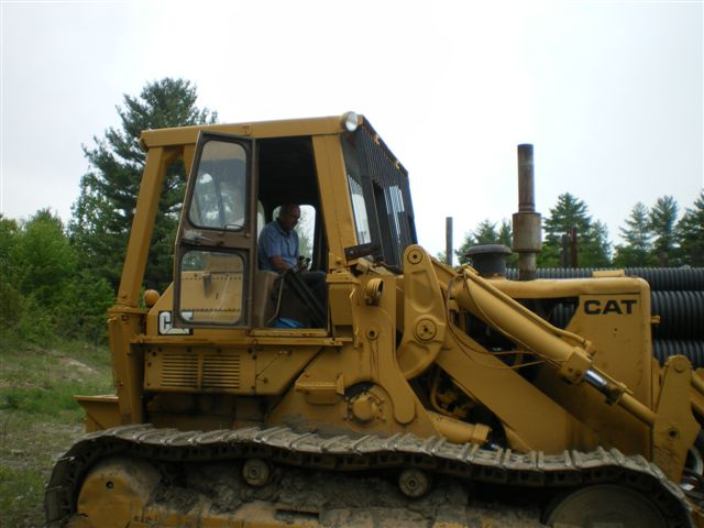 Caterpillar 983 photo - 4