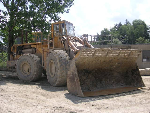 Caterpillar 992 photo - 3