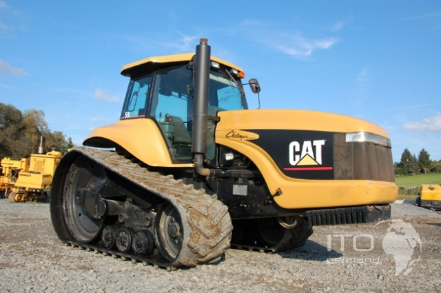 Caterpillar challenger photo - 3