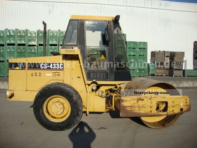 Caterpillar cs-433c photo - 4