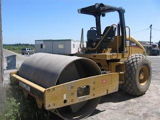 Caterpillar cs-533e photo - 2