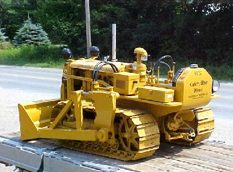Caterpillar d2 photo - 1