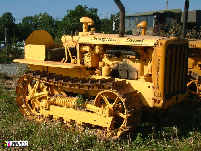Caterpillar d2 photo - 4