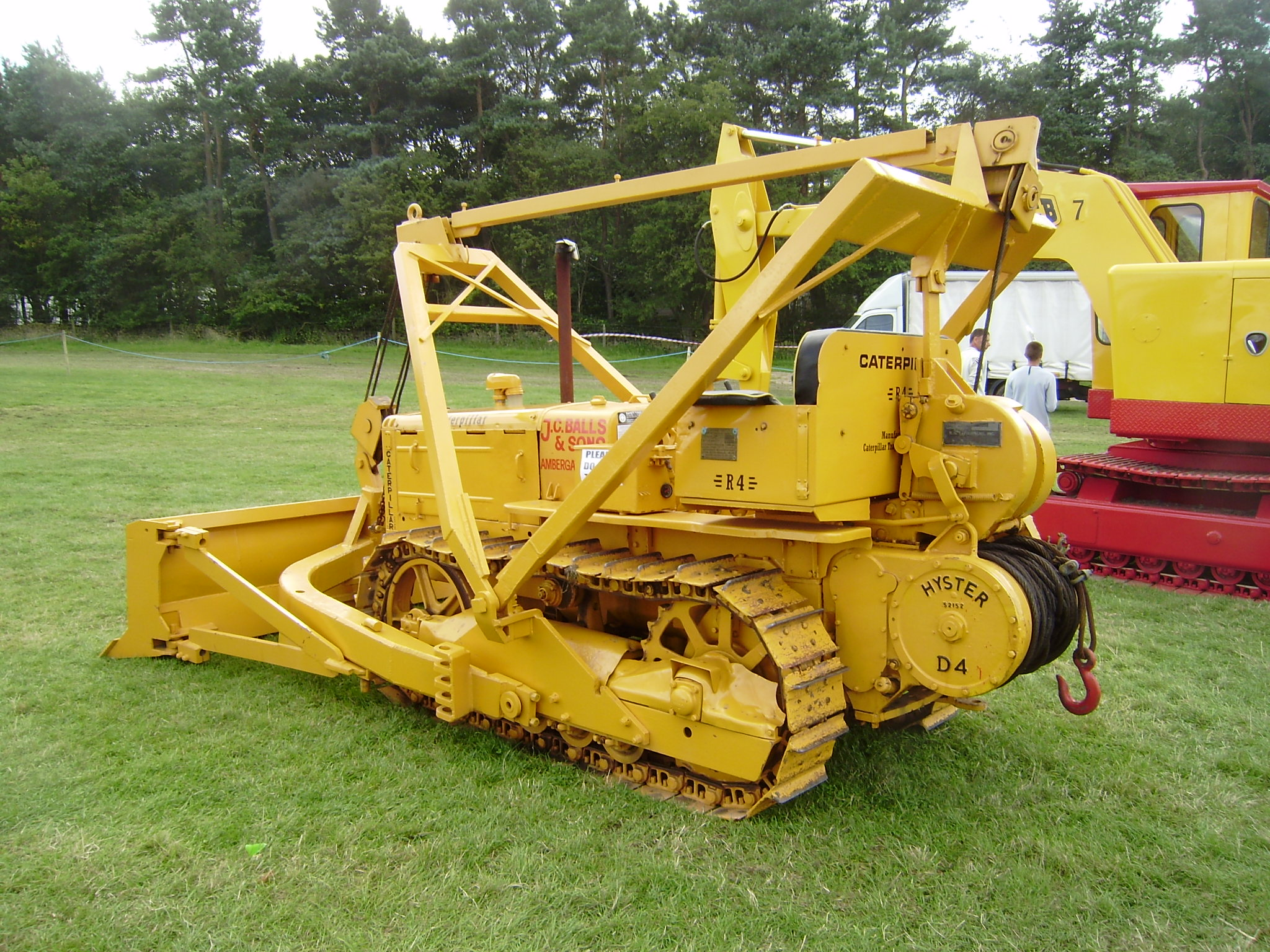 Caterpillar d3 photo - 2
