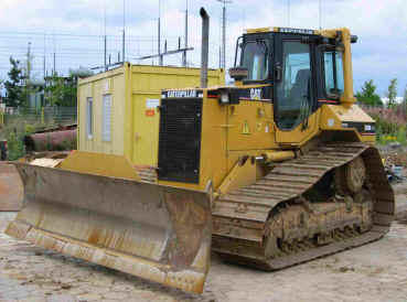 Caterpillar d5 photo - 2