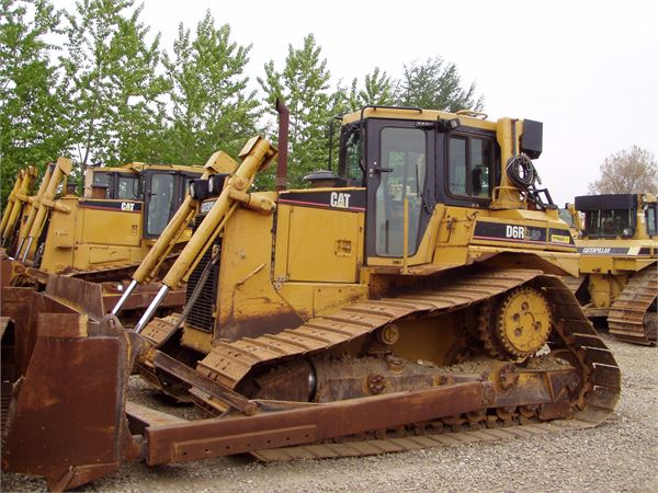 Caterpillar d6r photo - 2