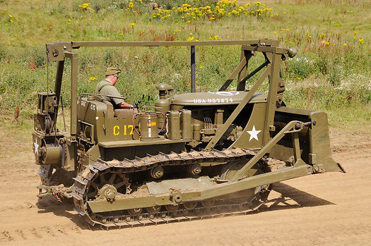Caterpillar d7 photo - 3