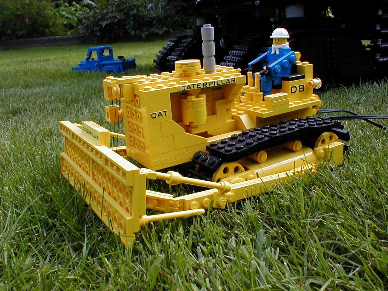 Caterpillar d8 photo - 3