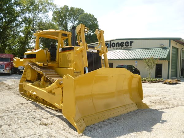 Caterpillar d8r photo - 1