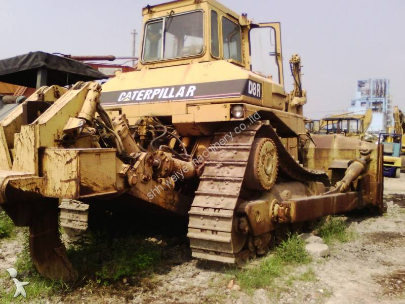 Caterpillar d8r photo - 3