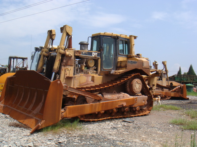 Caterpillar d8r photo - 4