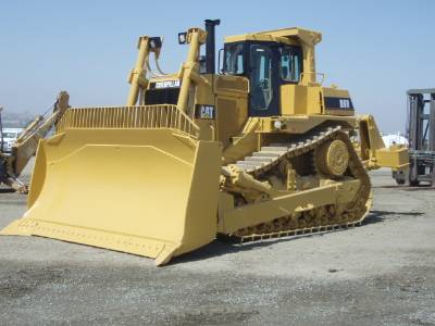 Caterpillar d9 photo - 2