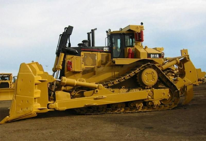 Caterpillar d9 photo - 4