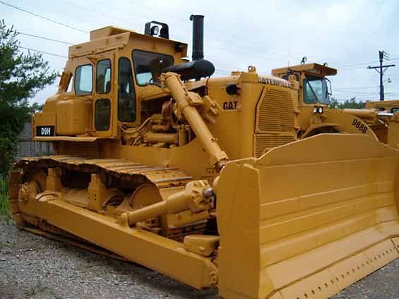 Caterpillar d9h photo - 1