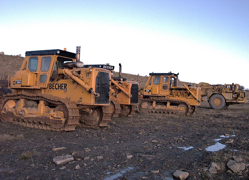 Caterpillar d9h photo - 4