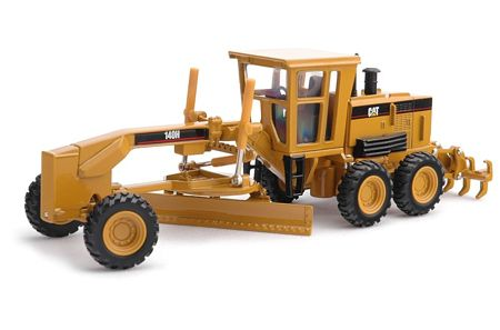 Caterpillar grader photo - 4