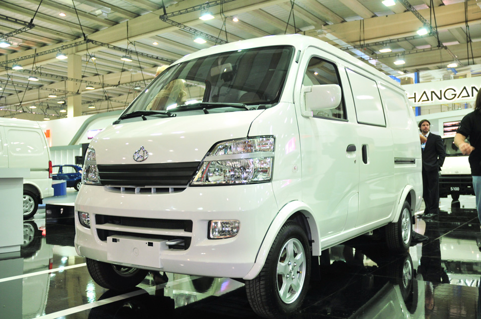 Changan cm5 photo - 2