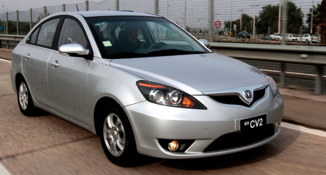 Changan cm5 photo - 4