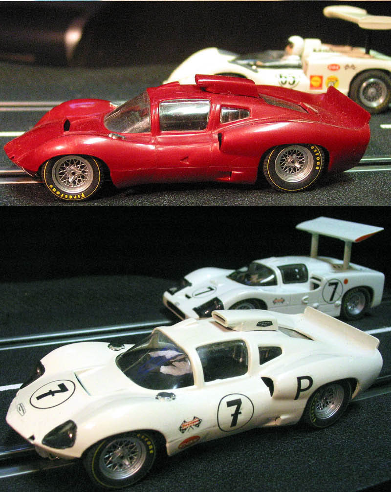Chaparral 2d photo - 3