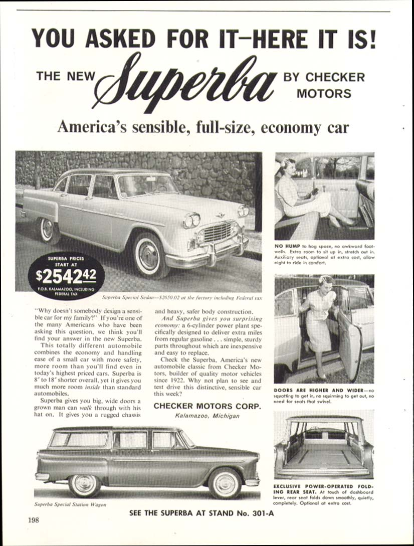 Checker superba photo - 4