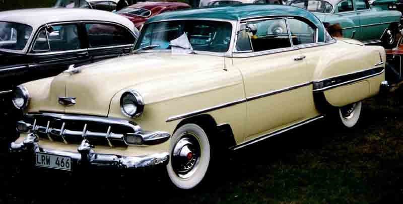Chevrolet 2-door photo - 4
