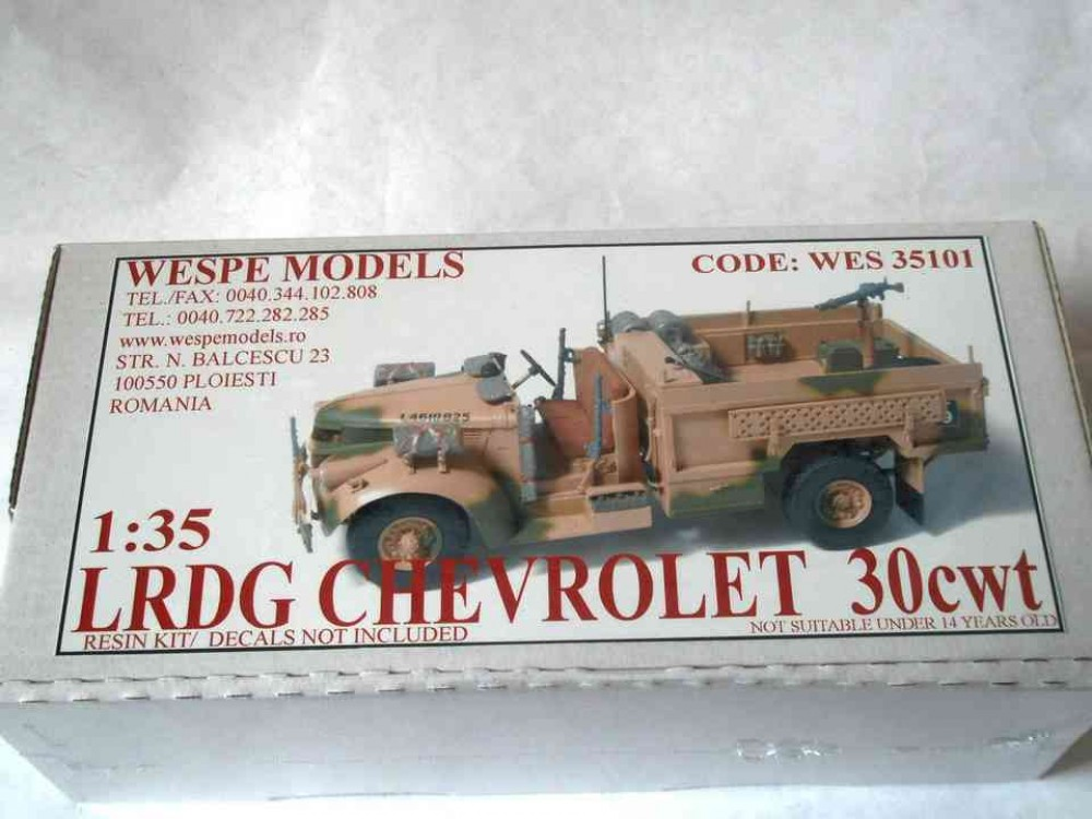 Chevrolet 30cwt photo - 2