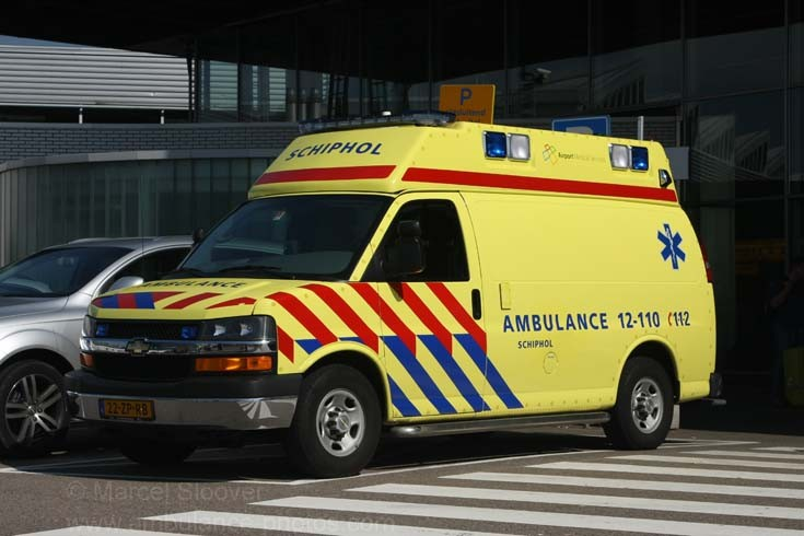 Chevrolet ambulance photo - 1