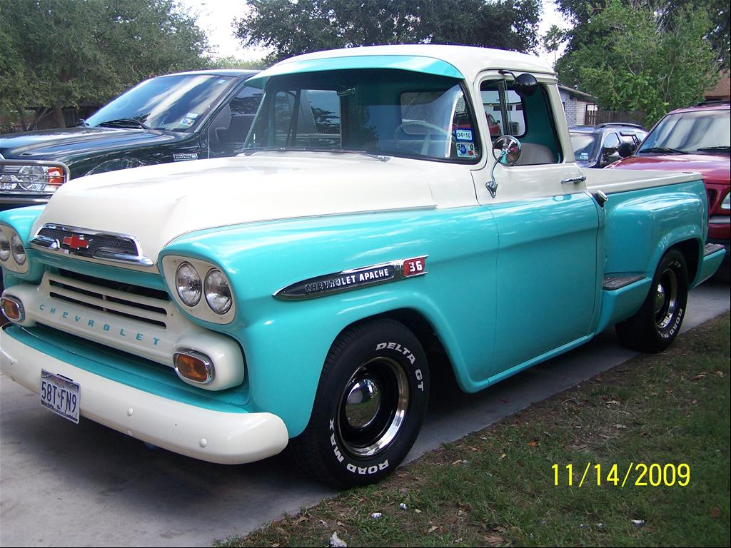Chevrolet apache photo - 2