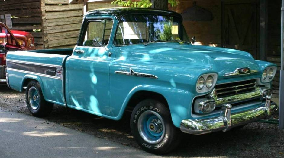 Chevrolet apache photo - 4