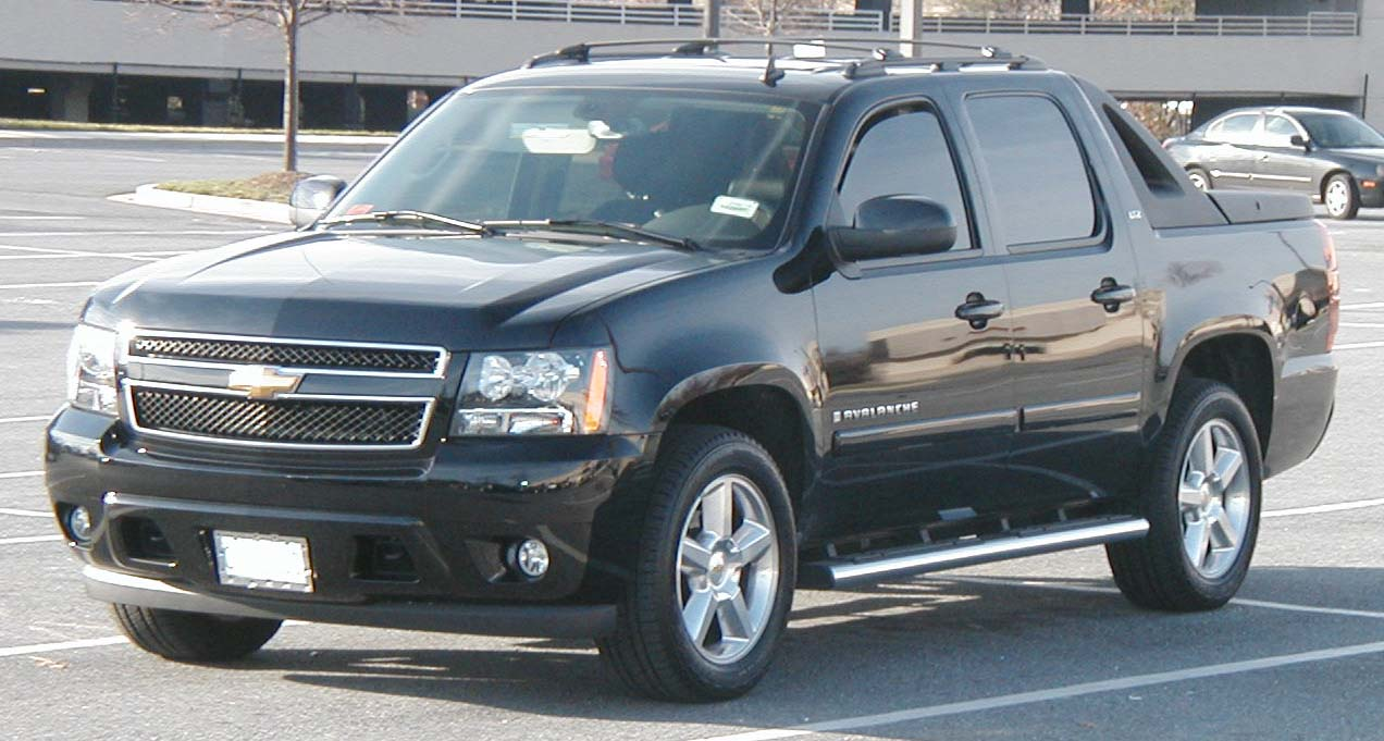 Chevrolet avalanche photo - 3