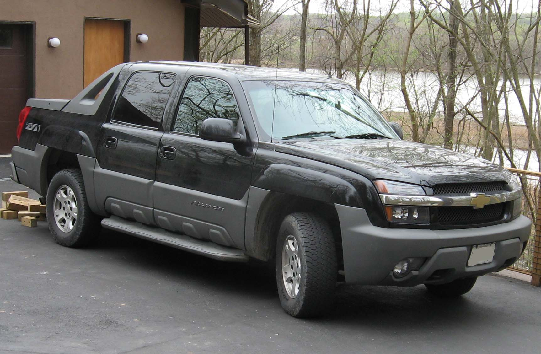 Chevrolet avalanche photo - 4
