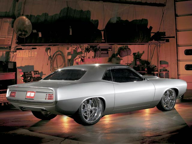 Chevrolet barracuda photo - 1