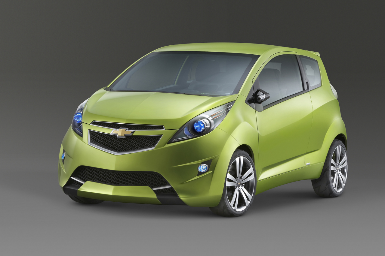 Chevrolet beat photo - 3