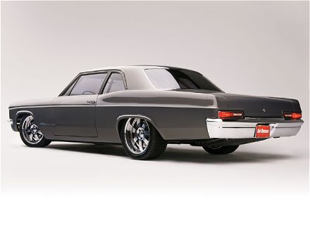 Chevrolet biscayne photo - 2