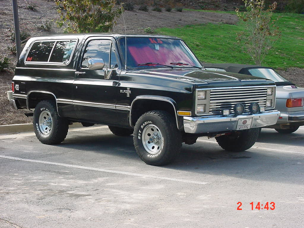 Chevrolet blazer photo - 4